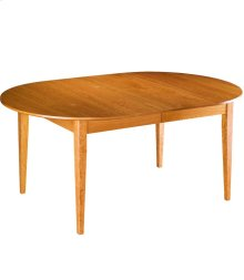 Oscoda Oval Extension Table
