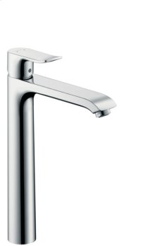 Chrome Single-Hole Faucet 260 with Pop-Up Drain, 1.2 GPM