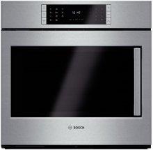 """30"""" Single Wall Oven Left Swing Door Benchmark Series - Stainless Steel"""