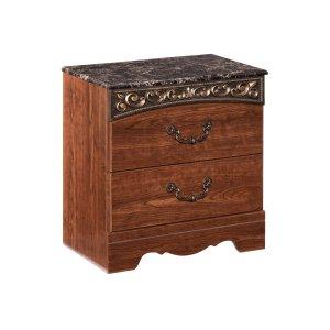 Ashley FurnitureSIGNATURE DESIGN BY ASHLETwo Drawer Night Stand