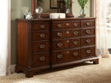 Breakfront Drawer Dresser