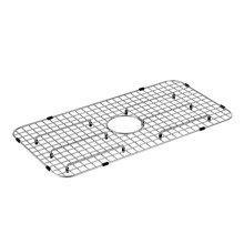 Moen stainless bottom grid