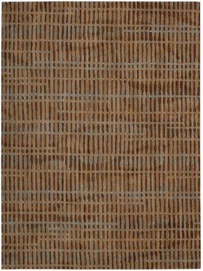 LOOM SELECT NEUTRALS LS10 BROWN RECTANGLE RUG 3'6'' x 5'6''