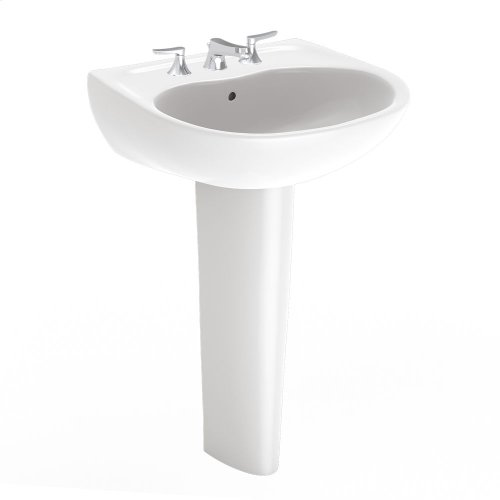 Supreme® Pedestal Lavatory - Cotton