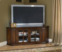 Corner Window Pane Plasma TV Stand
