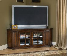 Corner Window Pane Plasma TV Stand