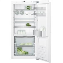 Refrigerator RC 222 101 with fresh cooling close to 0 °C fully integrated Niche width 56 cm, Niche height 122.5 cm