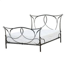 Sienna Iron Queen Bed