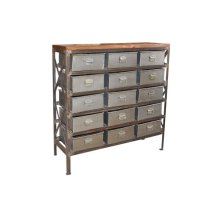 Lalit FC-23133 15 Drawer Chest