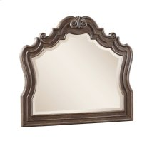 Emerald Home Riviera Mirror Brown Cherry B621-24