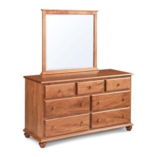Georgia 7-Drawer Dresser, Large