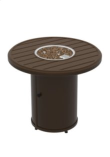 """Banchetto 30"""" Round Fire Pit, Manual Ignition"""