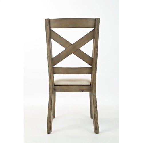 Hampton Road X Back Dining Chair