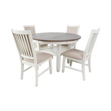 """Prairie Point 47"""" Round Dining Table"""