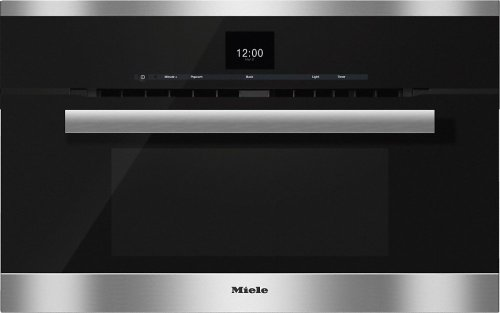 H 6670 BM 30 Inch Speed Oven with combi-modes and Roast probe for precise-temperature cooking.