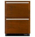 "JENN-AIR CANADA 24"" Refrigerator/Freezer Drawers, Panel Ready"