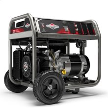 5000 Watt Portable Generator - With Hour Meter
