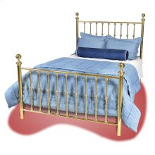 Palisade Brass Bed - #104