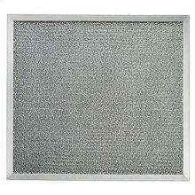 "Aluminum Grease Filter, 10-3/8"" x 11-3/8"" x 3/8"""