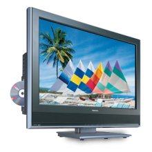 "32"" Diagonal TheaterWide® 16:9 Integrated HD LCDVD TV"