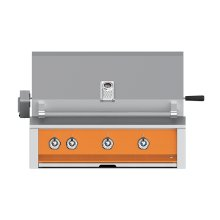 "36"" Aspire Built-In Grill with Rotisserie - E_BR Series - Citra"