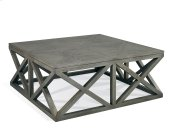 375-850 Square Cocktail Table