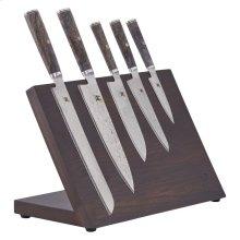 Miyabi Black 5000MCD67 8-pc Knife Block Set