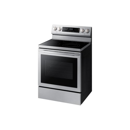 5.9 cu. ft. True Convection Freestanding Electric Range in Stainless Steel