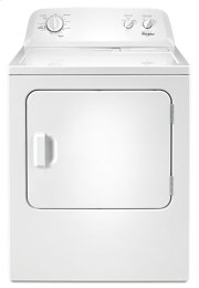 7.0 cu.ft Top Load Electric Dryer with Wrinkle Shield Product Image