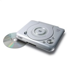 Ultra-Compact DVD Player with Car Kit