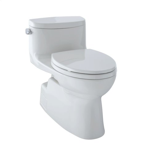 Carolina® II One-Piece Toilet, Elongated Bowl - 1.28 GPF - Colonial White