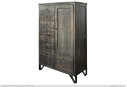 5 Drawer, 1 door Chest Product Image