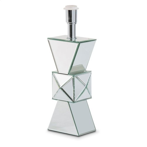 Mirrored Table Lamp (2/pack)