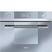 """60CM (Approx. 24"""") Built-in Steam Combination Oven, Supersilver Glass"""