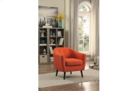 Accent Chair, Orange Product Image