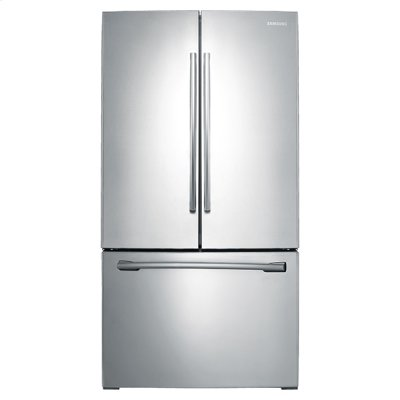 RF26HFPNBSR 26 cu. ft. Capacity French Door Refrigerator Product Image