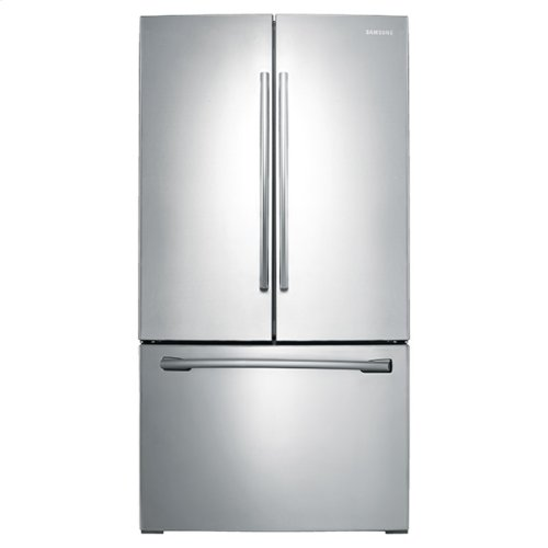 RF26HFPNBSR 26 cu. ft. Capacity French Door Refrigerator