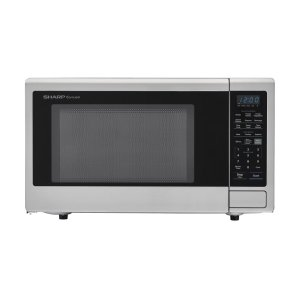 Sharp Appliances2.2 cu. ft. 1200W Stainless Steel Countertop Microwave Oven