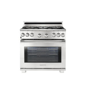 Electrolux IconElectrolux ICON(R) 36'' Full-Natural Gas Freestanding Range