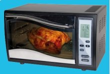 26L (0.9) Electronic Convection & Rotisserie Oven
