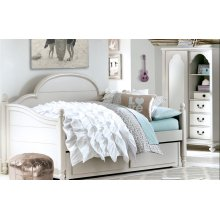 Inspirations by Wendy Bellissimo - Morning Mist Westport Panel Daybed