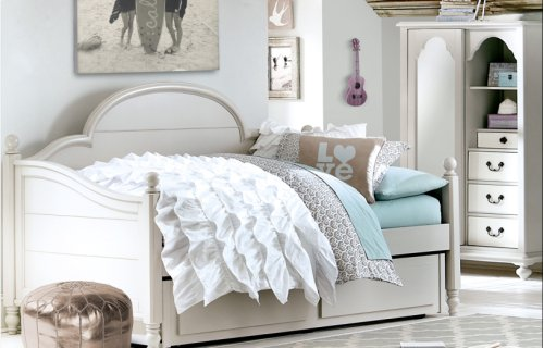 Inspirations by Wendy Bellissimo - Morning Mist Signature Dressing Chest