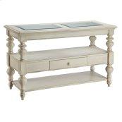 Delphi 1-drawer Sofa Table