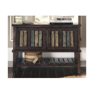 Ashley Furniture Console