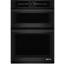 """30"""" Microwave/Wall Oven with V2™ Vertical Dual-Fan Convection System, Black Product Image"""