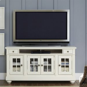 """Liberty Furniture Industries62"""" Entertainment TV Stand"""