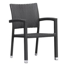 Boracay Dining Chair Espresso Product Image
