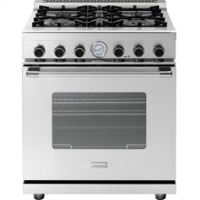 """Range NEXT 30"""" Classic Stainless steel 4 gas, gas oven"""