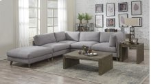 Emerald Home Macyn 5pc Sectional Gray U5700-05-5pcset-k