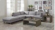 Emerald Home Macyn 5pc Sectional Gray U5700-05-5pcset-k